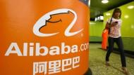 Alibabas Werbetour kommt bei Investoren gut an