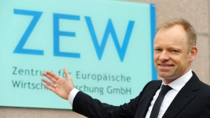 ZEW-Konjunkturerwartungen werden veröffentlicht