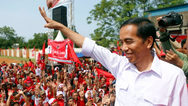 Politische Börsen in Indien und Indonesien