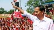 Joko Widodo, Indonesiens Hoffnungsträger