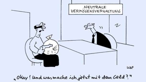 Die finanzielle Bildung in Deutschland ist ungenügend