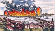 Wie man Wiederaufbau finanziert: London nach dem Großbrand 1666