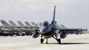 Die künftige Heimat der F16