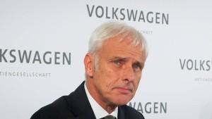 VW will heute Zwischenstand zum Abgas-Skandal veröffentlichen
