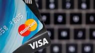 Kreditkarten erleichtern Interneteinkäufe