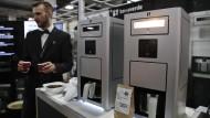 Bonaverde hat seine röstende Kaffeemaschine auch mittels Crowdfunding finanziert.