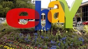 Hackerangriff bremst Ebay