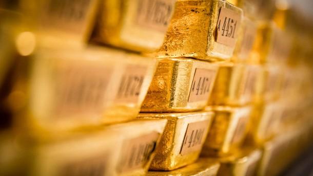 Gold zurück gibt's nur unter Freunden