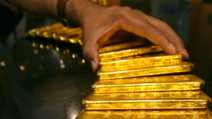 Gefragtes Gold