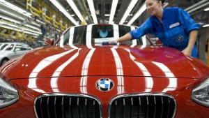 Dax nach Abgas-Bericht zu BMW unter Druck