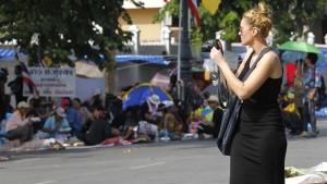 Die Wirtschaft sorgt sich über die politische Krise in Thailand