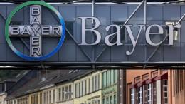 Was sollen Bayer-Anleger jetzt tun?