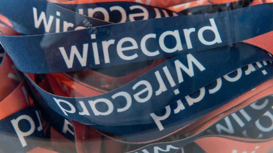 Verwickelt: Bändchen für Wirecard-Aktionäre auf der Hauptversammlung im vergangenen Jahr
