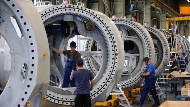Übernahmespekulationen treiben Nordex-Aktie an