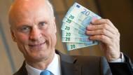Bundesbank lehnt Einschränkungen bei Bargeld ab