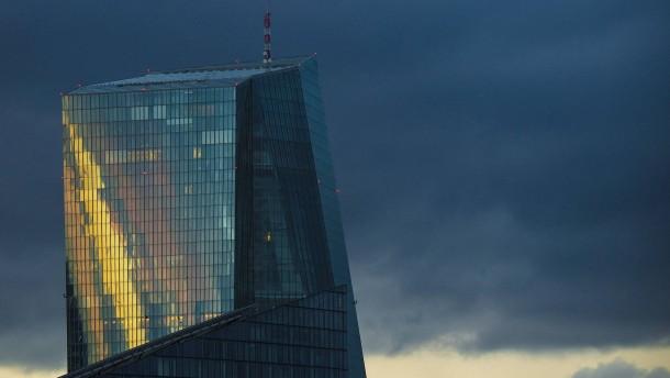 Die EZB erhöht das Tempo