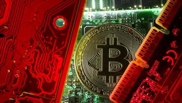 Bitcoin-Kurs steigt wieder an