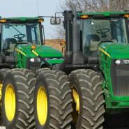 Meistverkauftes Produkt von Ekotechnika: Landmaschinen von John Deere