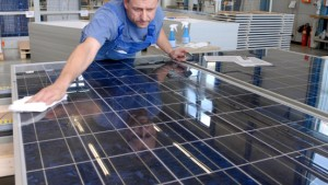 Solarwerte haben den Nimbus verloren