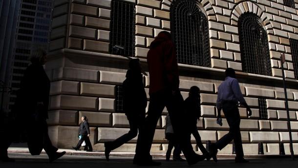 Banker fordern 80-Stunden-Woche als Maximum