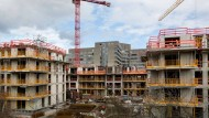 Boom im Wohnungsbau hält an