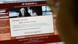 Parship darf nicht überzogen abkassieren