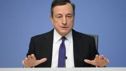 Goldman rechnet noch 2019 mit Zinserhöhung der EZB