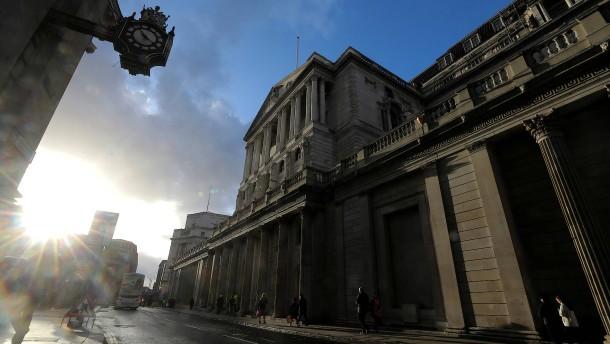 Britische Notenbank senkt Leitzins