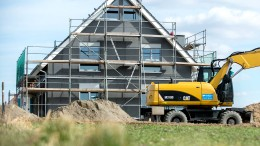 Zahl neu gebauter Wohnungen steigt, aber nicht schnell genug