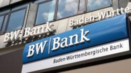 BW-Bank baut Filialen auf
