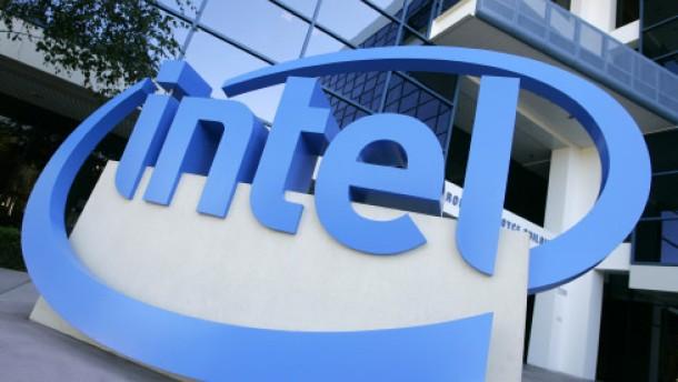 Rückschlag für die Aktie von Intel