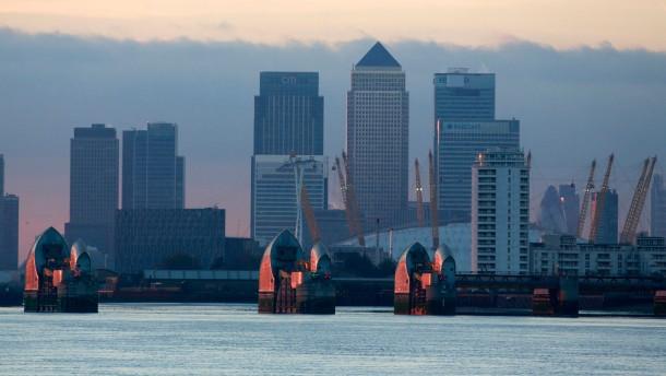 Der britische FTSE 100 muss kämpfen