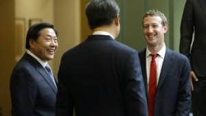 Chinas Internet-Aufseher verhaftet