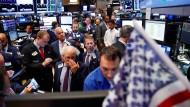 An der New Yorker Börse will jeder das große Geld machen. Amerikas Anleger vertrauen derzeit vor allem einem Vermögensverwalter.