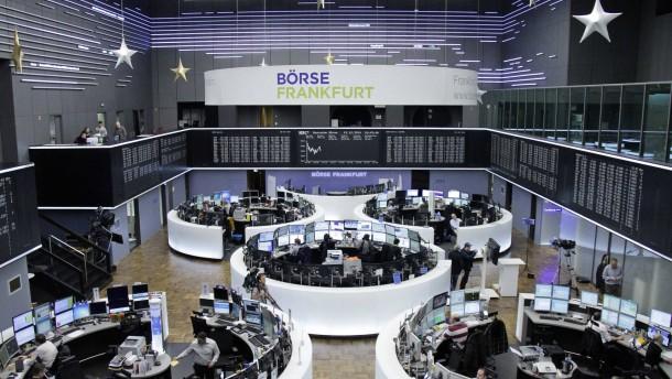 Gute Aussichten für fröhliches Weihnachtsfest an der Börse