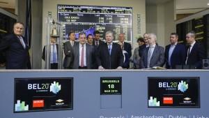 Europas Börsen-Unternehmen fordern Deregulierung