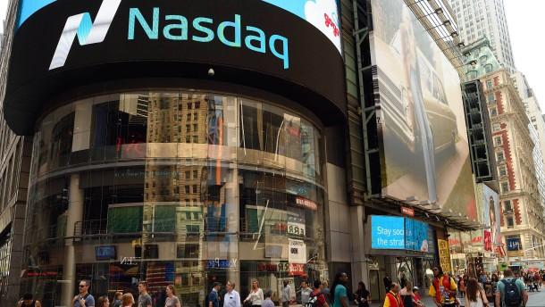 Neue Rechnergeschwindigkeiten für die Wall Street