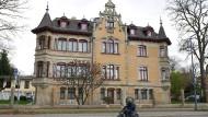 Einen schönen Firmensitz hatte die Infinus-Gruppe in Dresden durchaus.