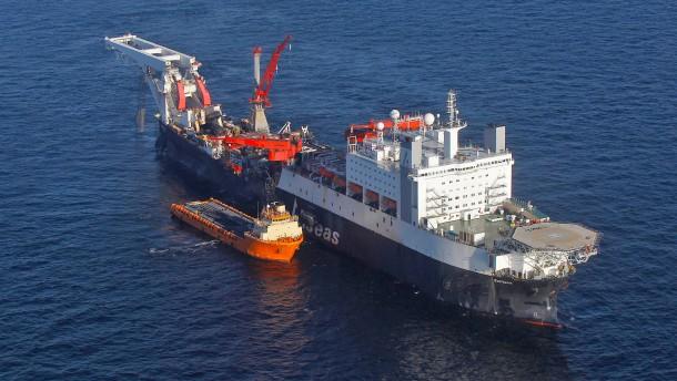 Russland sucht ein Ersatzschiff