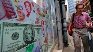 China verschreckt die Investoren