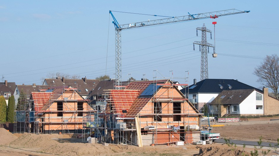 Wohnimmobilien sind weiter gefragt. Immer öfter auch als Kapitalanlage.