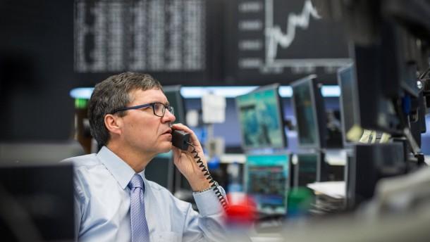 Anleger halten sich zurück