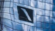 Die Sorgen bei der Deutschen Bank werden nicht weniger.