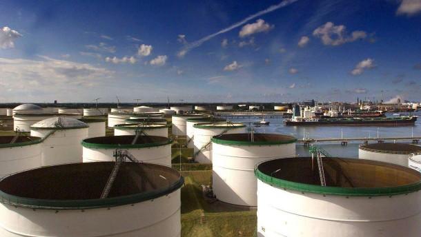 Ölpreis zieht nach Opec-Sitzung deutlich an