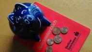 Private Sparer verlieren 190 Milliarden Euro