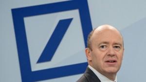 Anleger kaufen wieder Deutsche-Bank-Aktien