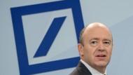 Hat einen guten Deal in Amerika für sein Bankhaus ausgehandelt: Deutsche Bank-Chef John Cryan.