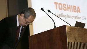 Japan erwägt Staatshilfen für Toshiba
