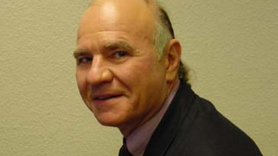 Wartet geduldig auf neue Chancen: Anlage-Guru Marc Faber