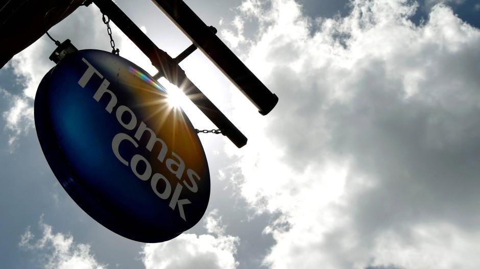 Schlaglicht: Der Reiseveranstalter Thomas Cook hat Insolvenz angemeldet